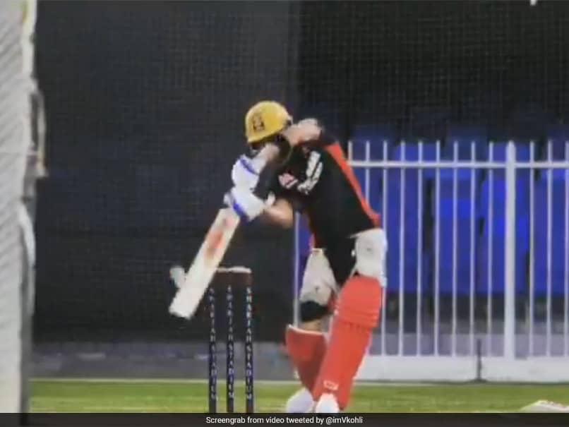 """Nothing Like A Proper Cricketing Shot"": Virat Kohli Posts Video Showcasing Sublime Strokeplay. Watch"