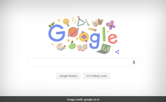 Google Celebrates Teachers' Day With Special Doodle