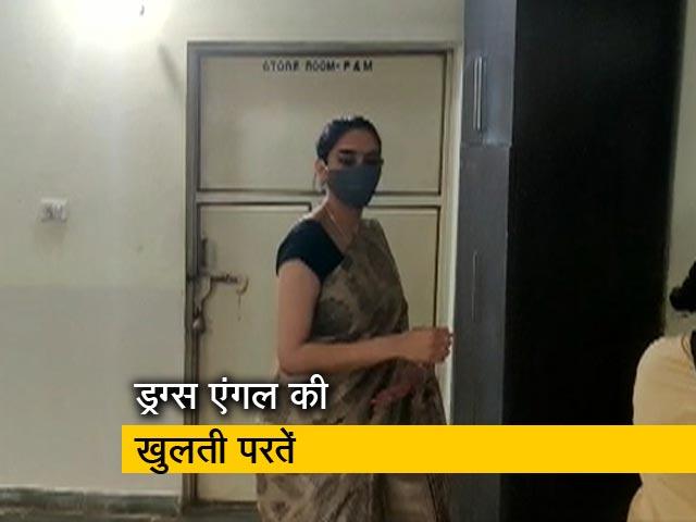 Video : ड्रग्स केस में कन्नड़ अभिनेत्री रागिनी के घर छापे