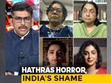Video : Hathras Gang-Rape And Death Fails India Again