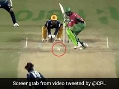 CPL 2020: राशिद खान ने डाली ऐसी Googly, उखड़ गए विकेट, देखता रह गया बल्लेबाज़ - देखें Video