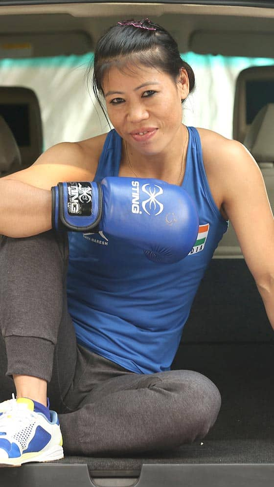 FOOTBALL: Thats why footballer Bala Devi consider Mary Kom as her inspiration