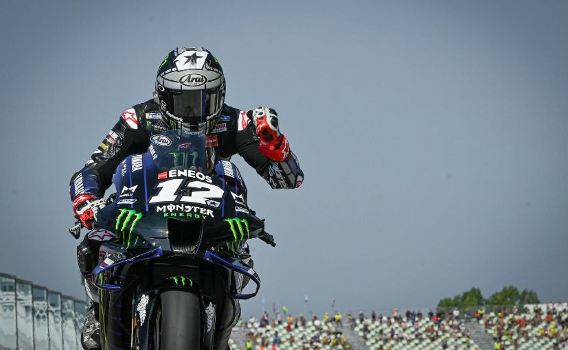 MotoGP: Maverick Vinales Takes Pole Position As Yamaha Bags Top 4 Spots In San Marino GP