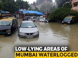 Video : Heavy Rain Leads To Flooding In Several Parts Of Mumbai
