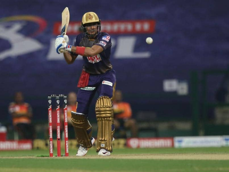 IPL 2020, RR vs KKR: Shubman Gill Warms Up For Rajasthan Royals With Death-Overs Hitting. Watch