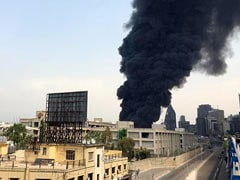 Beirut Fire Hits Warehouse Where Food Aid Stored: Red Cross