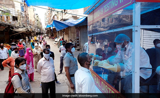 India Coronavirus Cases Cross 49-Lakh Mark, Deaths Cross 80,000 - NDTV