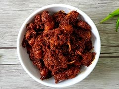Watch: This Chicken Pickle Is Every Spice-Lover's Dream Come True (Video Inside)