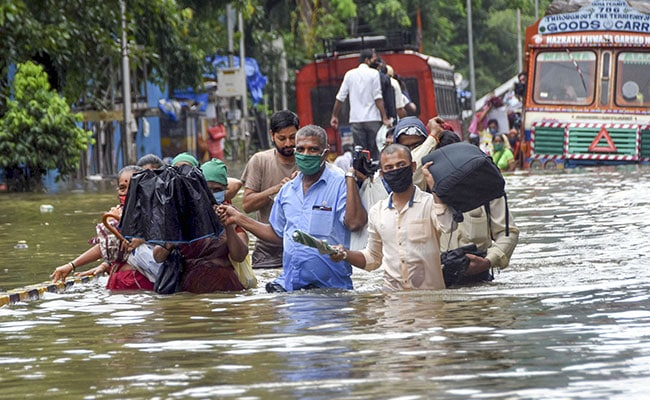 4-Year-Old Boy Drowns After Flooding Due To Heavy Rain In Maharashtra