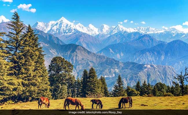 """India Stands With Uttarakhand,"" Tweets PM Modi On Glacier Break"