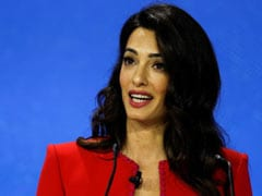 Amal Clooney Quits UK Envoy Post Over Brexit Bill