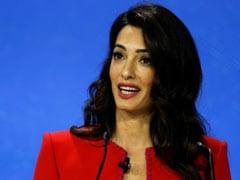 Amal Clooney Quits UK Envoy Post Over Brexit Bill