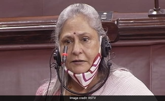 """Bite Hand That Feeds You"": Jaya Bachchan Hits Back At BJP's Ravi Kishan"