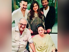 Anil, Sanjay And Boney Kapoor's Birthday Wishes For Mom Nirmal Came Gift-Wrapped Like This