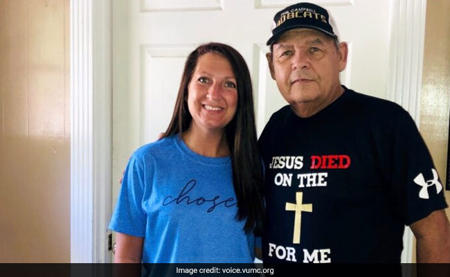Woman Donates Kidney To Cop Who Arrested Her Years Ago
