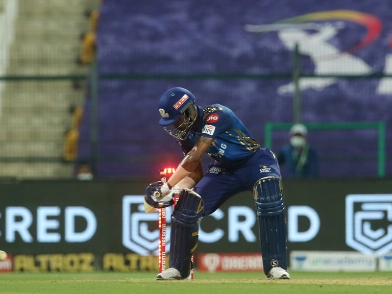 IPL 2020, KKR vs MI: Hardik Pandya Gets Hit Wicket, Triggers Meme-Fest On Twitter