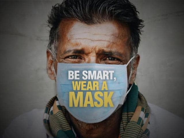 Video : Amid Unlock4, Many Stop Using Masks Even As COVID-19 Cases Rise