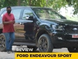 2020 Ford Endeavour Sport Review
