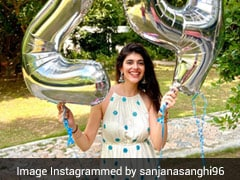 Happy Birthday Sanjana Sanghi! The Star Turns 24 And Keeps Up Her Style Game