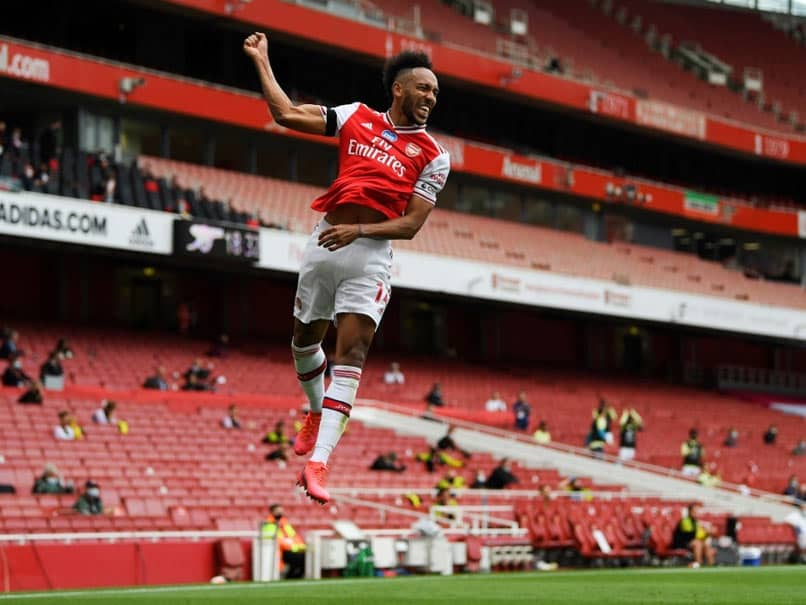 Pierre-Emerick Aubameyang Signs New Three-Year Deal With Arsenal