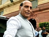 Video : Rajnath Singh To Address Parliament Today On China Row