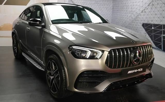 Video: 2020 Mercedes-AMG GLE 53 Coupe: First Look