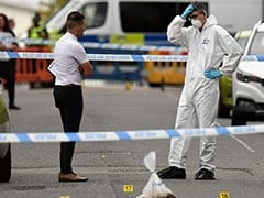 UK Police Arrest Man Over Birmingham Mass Stabbings