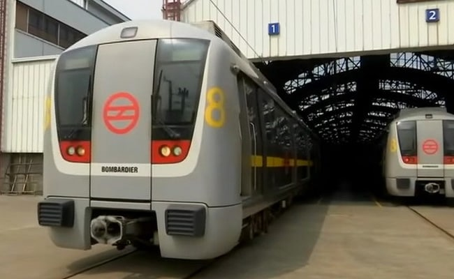 Delhi Metro's Yellow Line Resumes Services After Over 5 Months Amid Covid