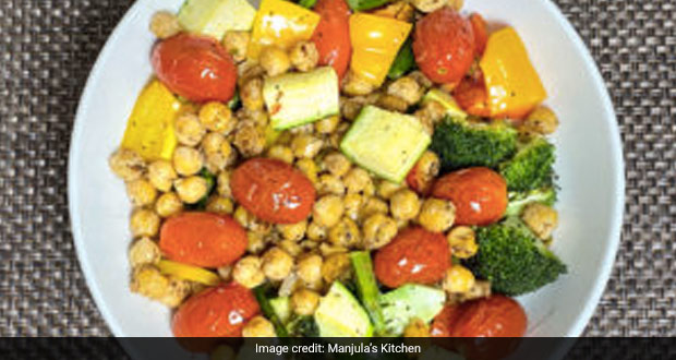 Watch: Protein-Rich, Low-Carb Grilled Veggies Recipe For Weight Loss Diet