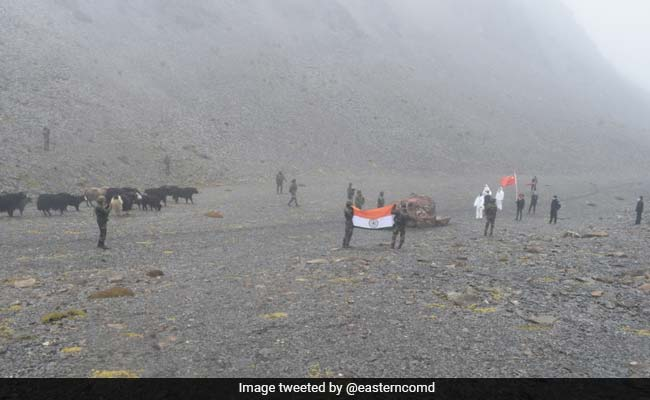 Amid Row, Army Hands Over 13 Yaks, 4 Calves To China As 'Humane Gesture'