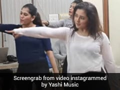 Rashami Desai ने भोजपुरी सॉन्ग 'धुकुर-धुकुर' पर मचाया तहलका, डांस Video एक करोड़ के पार