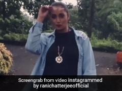 रानी चटर्जी ने नेहा कक्कड़ के 'मनाली ट्रांस' सॉन्ग पर दिखाया जबरदस्त स्वैग, खूब Viral हो रहा है Video