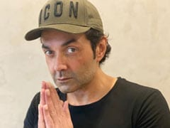 "With Two Back-To-Back Releases, Bobby Deol Writes Of ""Most Cherished Reward"""