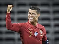 UEFA Nations League: Cristiano Ronaldo Brace Sees Him Up To 101 Portugal Goals