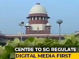 Video : Look At Digital Media First: Centre To Top Court On Guidelines For TV Media