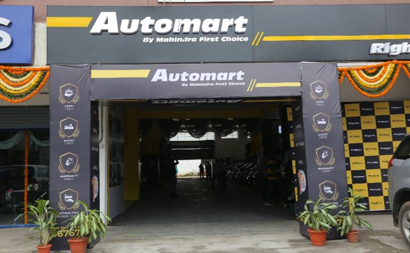 कंपनी इस स्टोर से एक महीने में 350 से 400 कार बेचने की योजना बना रही है.