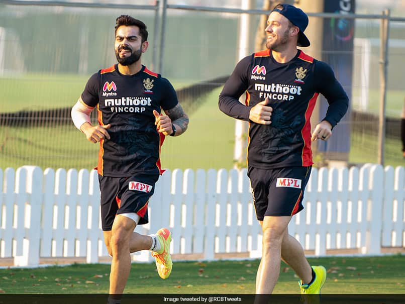 "Virat Kohli Happy With How RCB Are ""Shaping Up"" For IPL 2020"