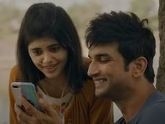 """Two Months After <i>Dil Bechara</i>'s Release, Sanjana Sanghi Shares This Post """"In Loving Memory"""" Of Sushant Singh Rajput"""