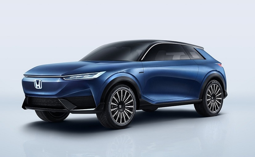 Honda SUV e:concept is a preview of bands first EV for the China market