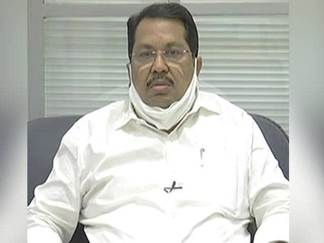 """Video : """"Dramebaazi"""": Maharashtra Minister On Kangana Ranaut"""
