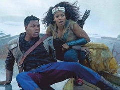 "John Boyega Says Black Characters Were ""Pushed To The Side"" In Disney's <I>Star Wars</I> Films"