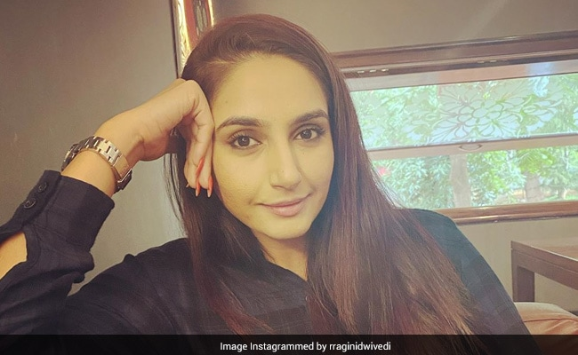 Kannada Actor Ragini Dwivedi Arrested In Connection With ...