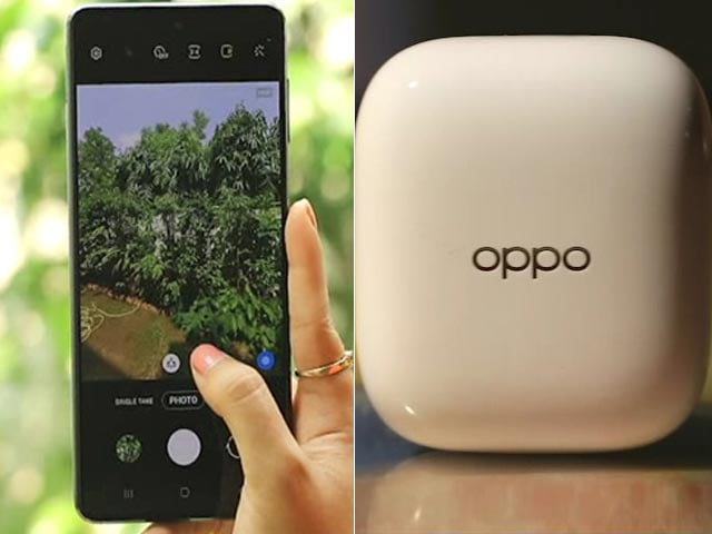 Video Review Of The Samsung Galaxy M51 Oppo Enco W51 Ndtv Gadgets 360