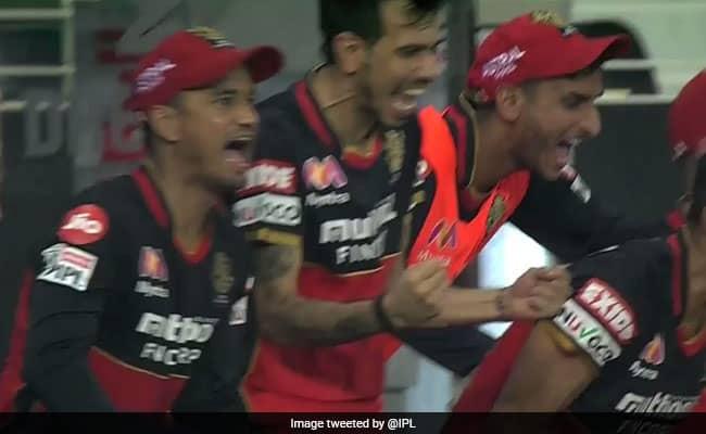 IPL 2020 Royal Challengers Bangalore won the Super Over Vs Mumbai Indians IPL 2020
