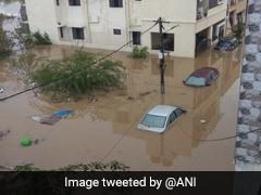 Heavy Rain, Waterlogging In Bengaluru, Red Alert In Parts Of Karnataka
