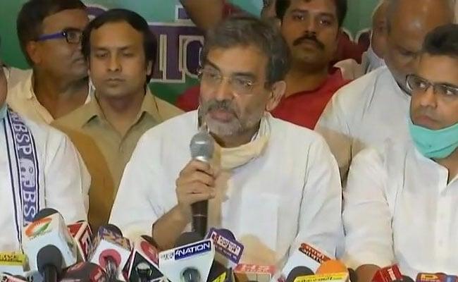 New Front Not To Split Opposition Votes, Says Upendra Kushwaha On Bihar Election