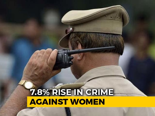 Video : 87 Rape Cases A Day, Crimes Against Women Up By 7%, Shows National Data