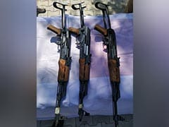 Border Security Force Finds AK-47, M-16 Rifles In Bag Near Indo-Pak Border In Punjab