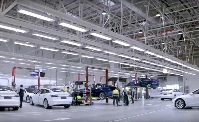 Teslas latest Gigafactory is in Berlin
