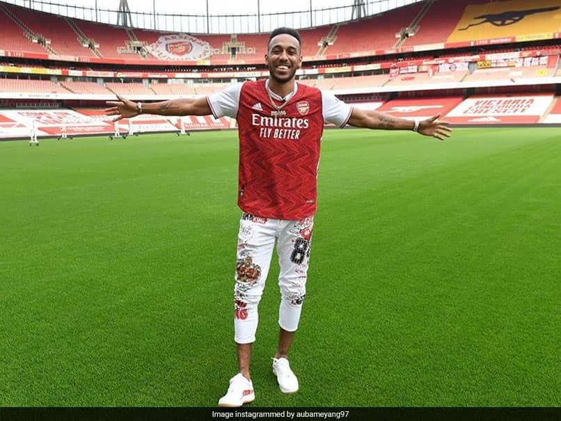 Pierre-Emerick Aubameyang Deal Shows Arsenal Are European Giants, Says Mikel Arteta
